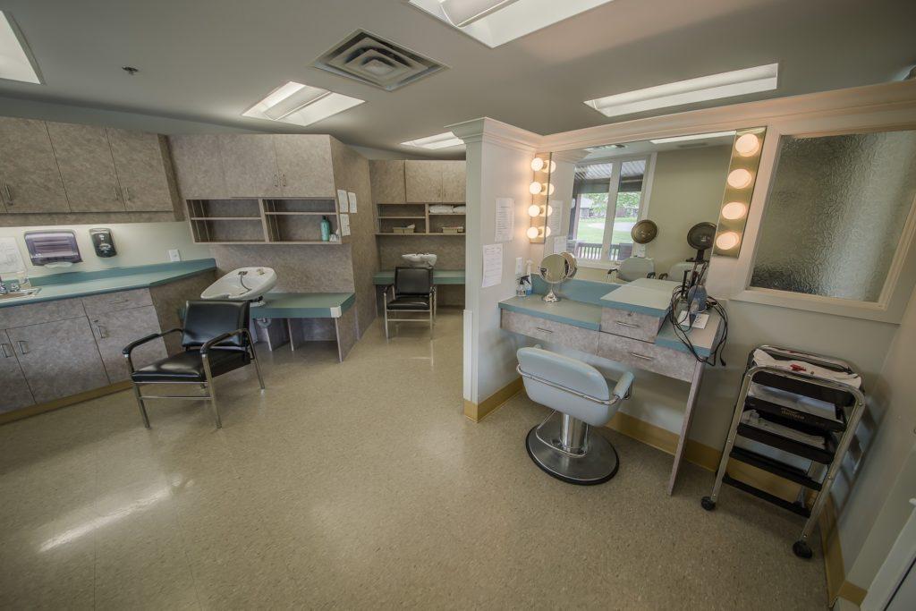 Haircare Room