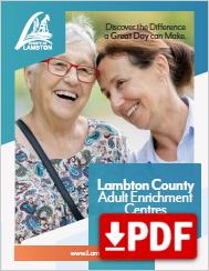 Day Programs Brochure